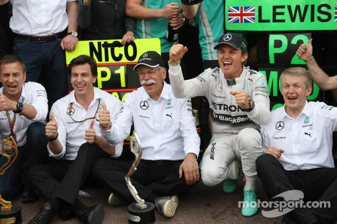 19 GP de Mónaco 2014