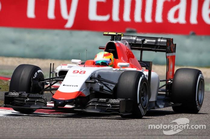 Roberto Merhi - 13 grandes premios