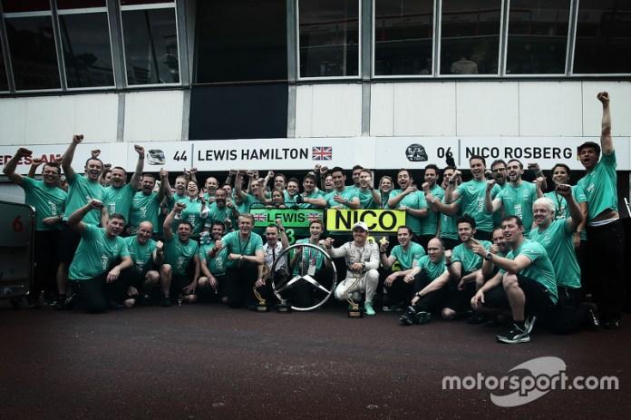 34 GP de Mónaco 2015