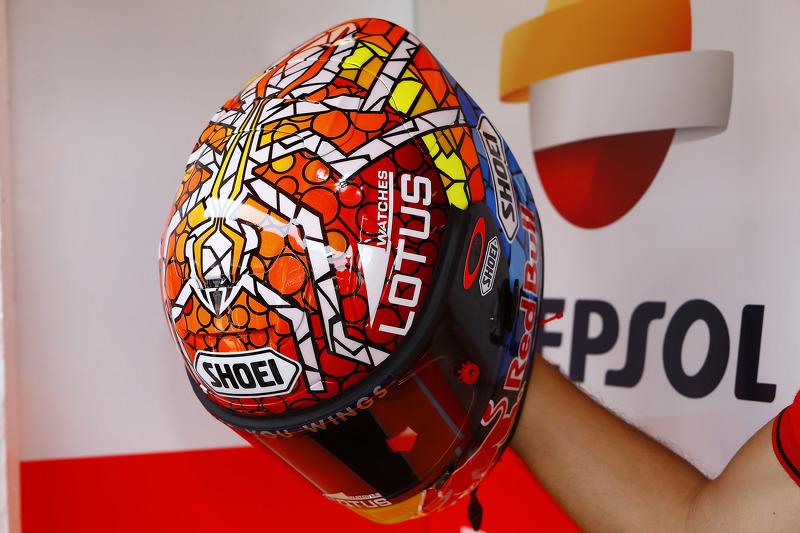 Marc Marquez Helmets  600RRnet