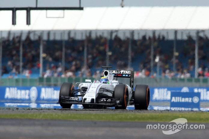 Felipe Massa - 15 GP liderados