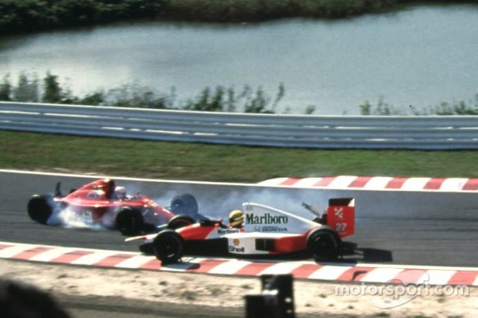 GP Japón 1990: Prost vs Senna, parte 2