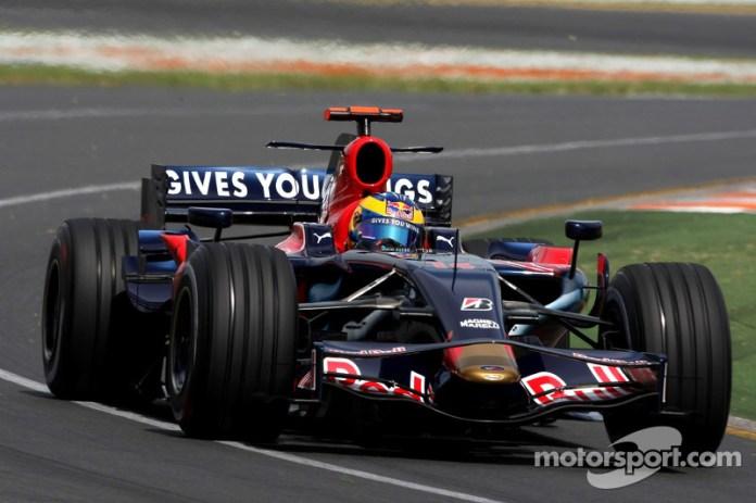 2008: Toro Rosso STR2B