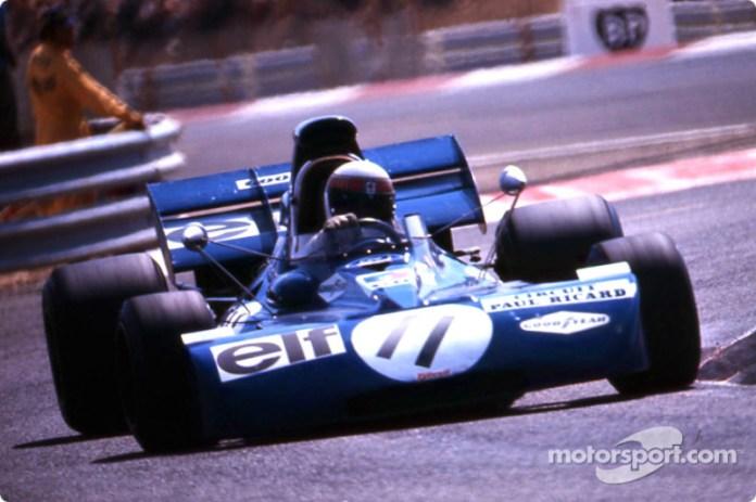 Jackie Stewart (1969, 1971, 1973)
