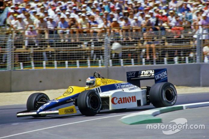 GP de Australia 1985