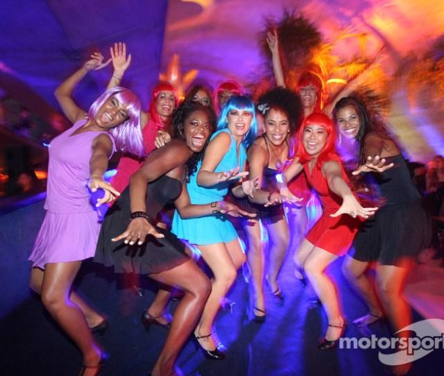End Of Season Party Memorial Da America Latina Girls