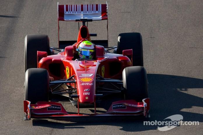 2009: Ferrari F60