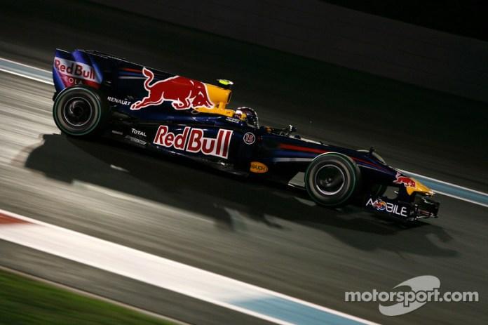 2009: Sebastian Vettel (Red Bull-Renault RB5)