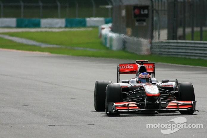 Jenson Button, McLaren-Mercedes MP4/25 (2010)