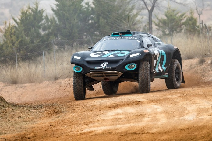 Rosberg Extreme E line-up 2021