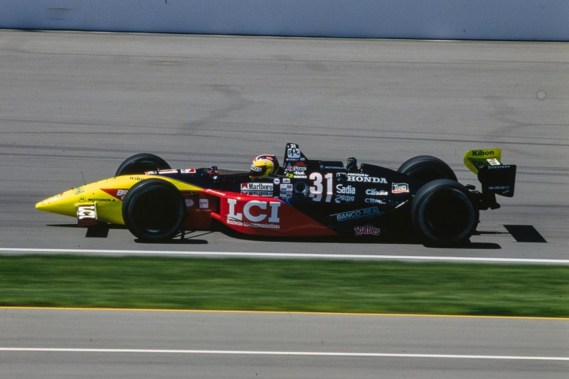 Andre Ribeiro, 1995 Indy 500, Tasman Reynard