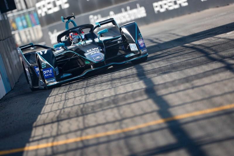 Gary Paffett, HWA Formula E 2018-19