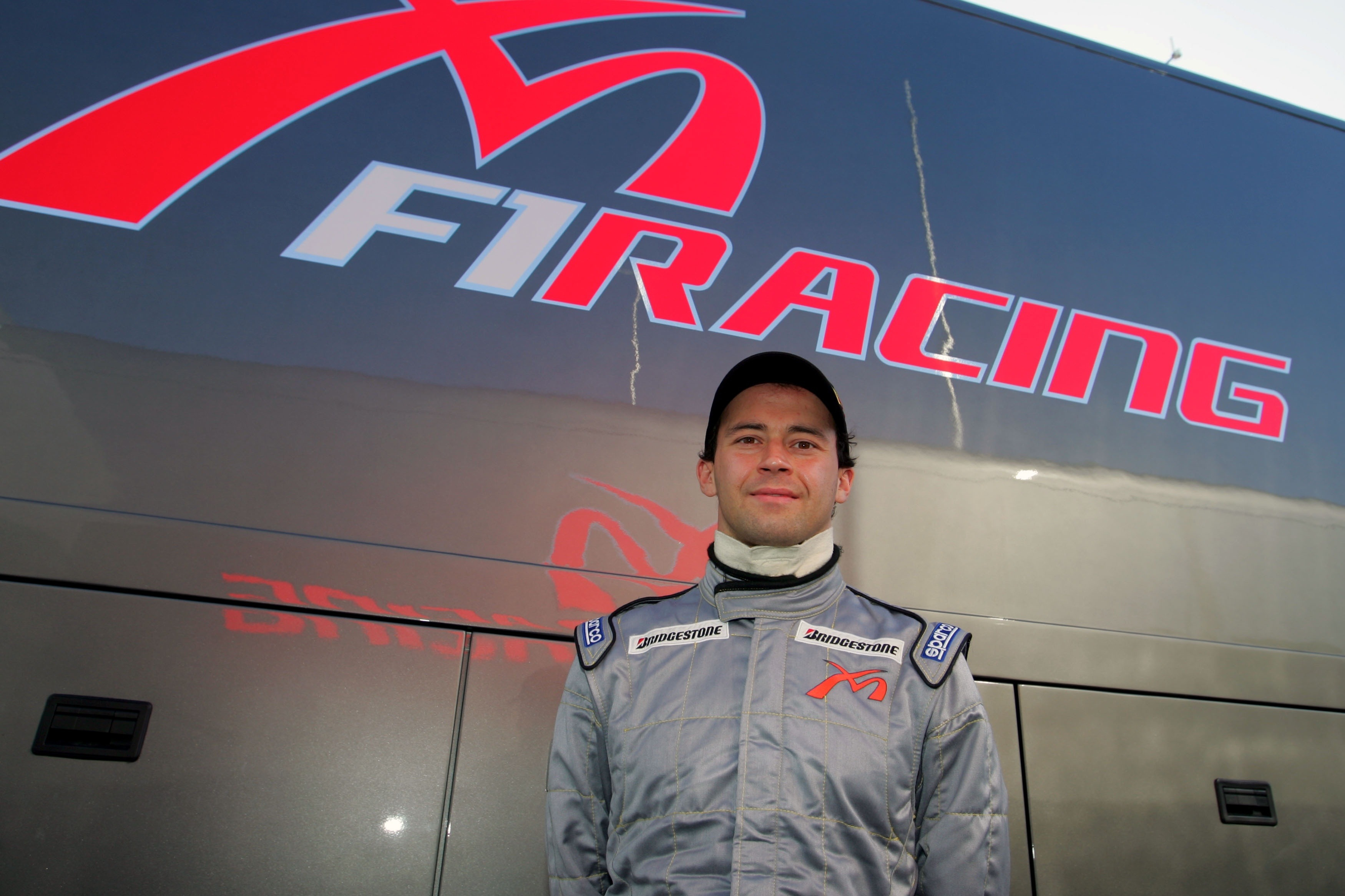 Thomas Biagi, Midland F1 test in 2005