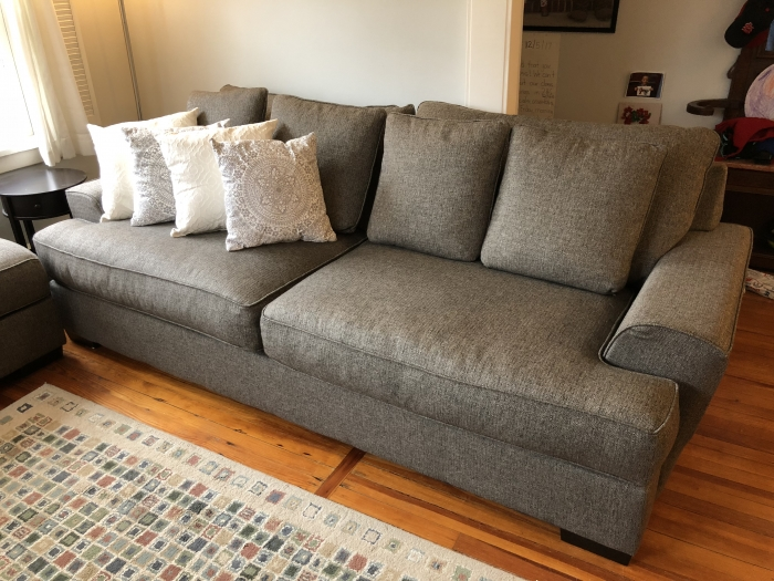 macy s sectional sofa henderson and ottoman - ainsley by macy's