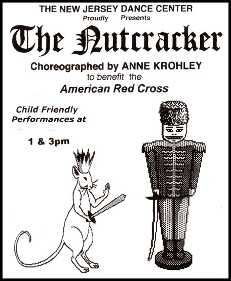 Nutcracker Ballet to benefit the American Red Cross