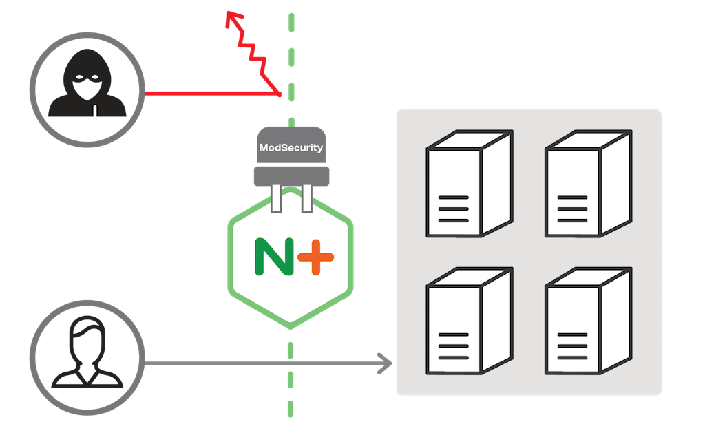 NGINX Plus with ModSecurity WAF Now Available for