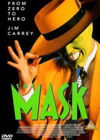 The Mask (1994) Worldfree4u - 325MB 480P BRRip Dual Audio [Hindi-English]