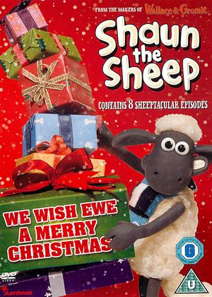 Rent Shaun the Sheep We Wish Ewe a Merry Christmas 2011