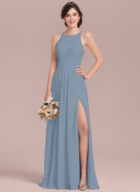 Buy Cheap Steel Blue Bridesmaid Dresses | JJ'sHouse