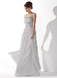 Silver, Special Occasion Dresses: Formal Dresses and More ...