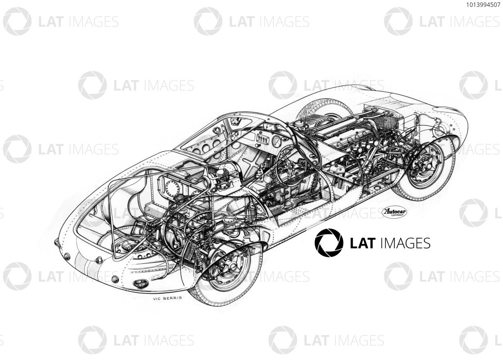 Jaguar Engine Diagram Cutaway