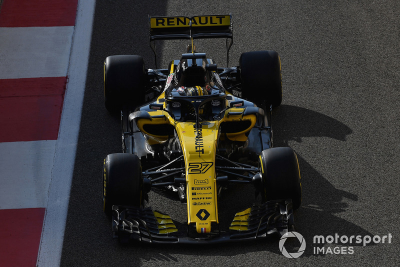Renault F1 Team  F1 2019 driver and team line-ups nico hulkenberg renault sport 1
