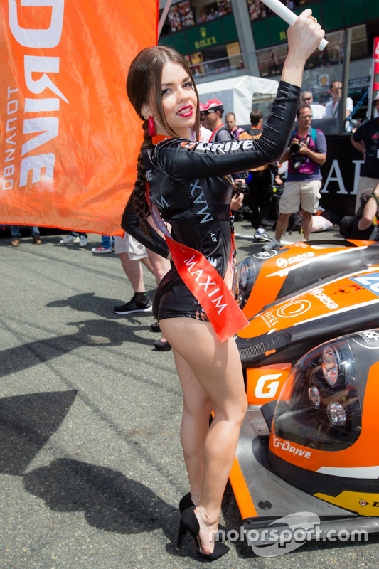 Motorcycle And Car Drift Wallpaper A Lovely G Drive Racing Girl At 24 Hours Of Le Mans