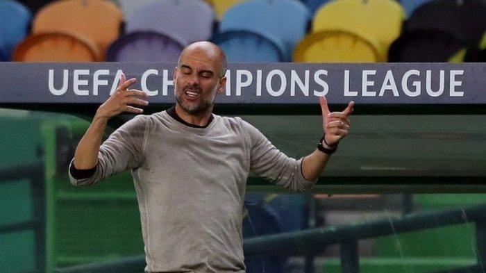 Man City vs Dortmund di Liga Champions, Pep Lakukan Rotasi ...