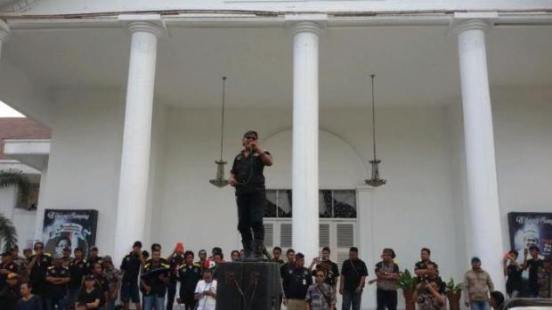 Ketua DPRD Purwakarta Dituntut Mundur karena Dinilai Minim Prestasi