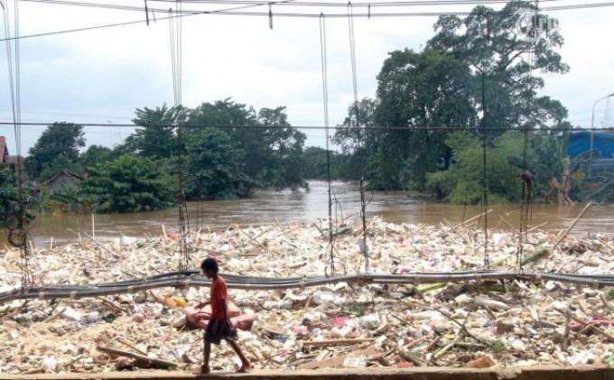 Sungai Seikambing Rawan Banjir