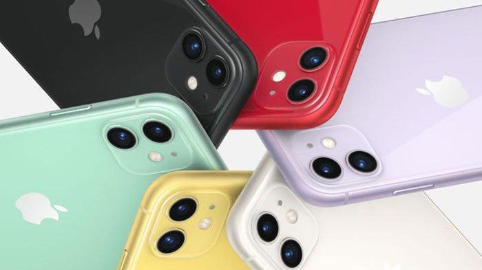Setelah itu, pada 2015, hadir iphone 6s dan iphone 6s plus. UPDATE Harga iPhone 7 Juni 2020: Beredar Spesifikasi iPhone 2021 dan Seri XR Masih Rp 11,9 ...
