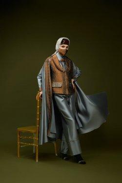 Indonesia Modest Fashion Week 2020: Nina Nugroho Kenalkan Koleksi Guardian Angel