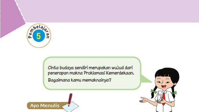 Materi pembelajaran halaman 6 mengenai cara beradaptasi bunga teratai ? Kunci Jawaban Tema 2 Kelas 6 Sd Halaman 32 33 34 35 36 Buku Tematik Subtema 1 Pembelajaran 5 Tribunnews Com Mobile