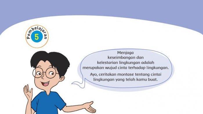 Pada subtema 3, siswa akan. Kunci Jawaban Tema 3 Kelas 4 Sd Halaman 122 123 124 125 Buku Tematik Subtema 3 Pembelajaran 5 Tribunnews Com Mobile