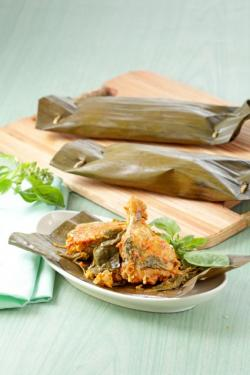 Pepes Ayam Kemangi : pepes, kemangi, Bikin, Pepes, Kemangi, Semerbak, Harum, Menggoda, Hasrat, Tribunnews.com, Mobile