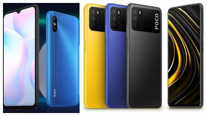 Beberapa spesifikasi lainnya termasuk kamera belakang 13 mp + 2 mp, kamera depan 5 mp, baterai 5.000 mah, dan slot microsd tambahan. Daftar Harga HP Xiaomi Terbaru Bulan Februari 2021: Redmi 9A, Mi 10T Pro hingga Poco M3 ...