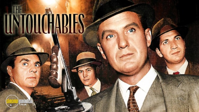Image result for the untouchables tv series