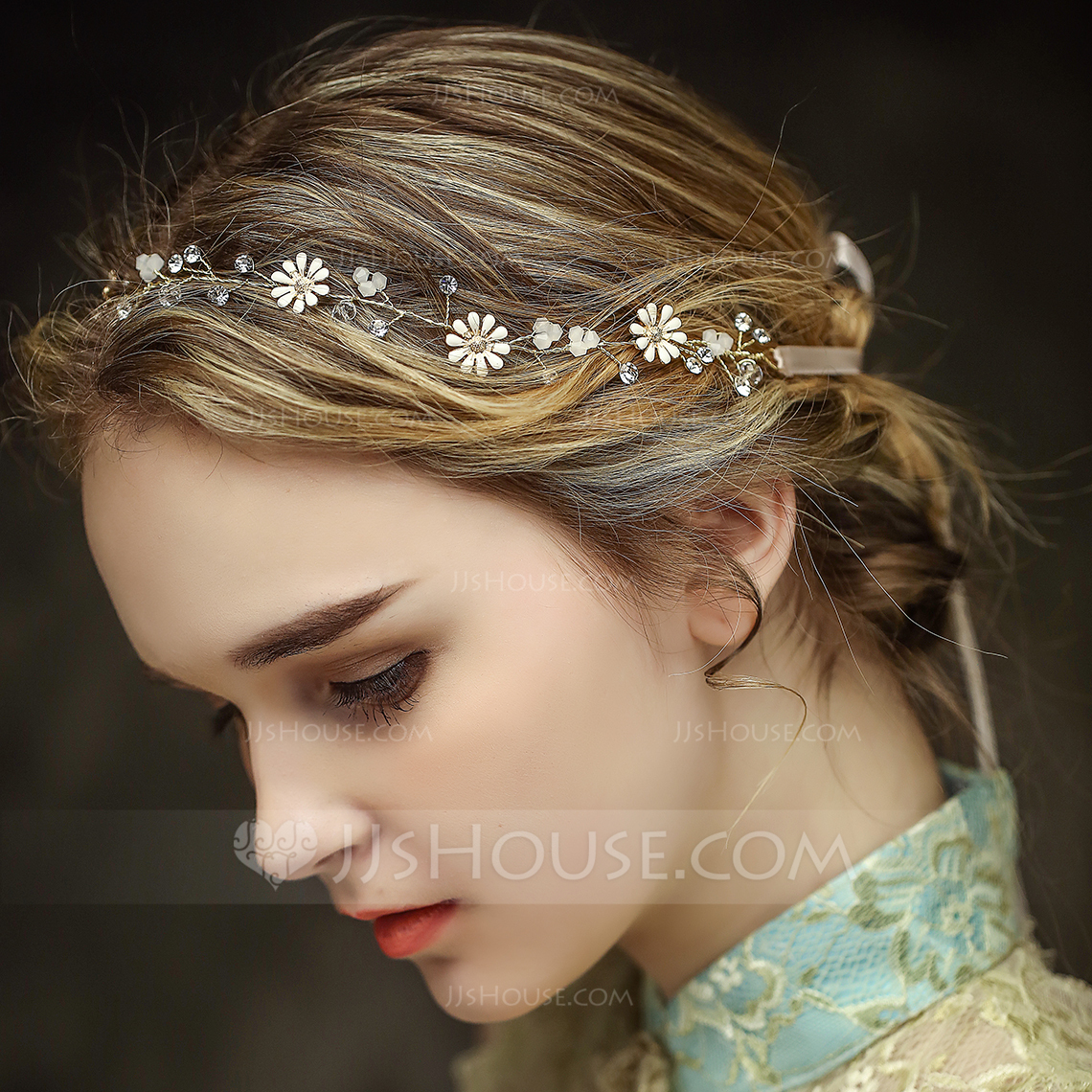 Fashion CrystalRhinestone Headbands 042088105