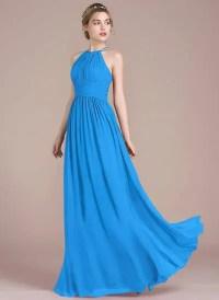 Buy Cheap Ocean Blue Bridesmaid Dresses