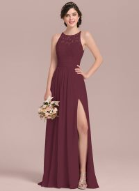 Buy Cheap Claret Bridesmaid Dresses | JJ'sHouse