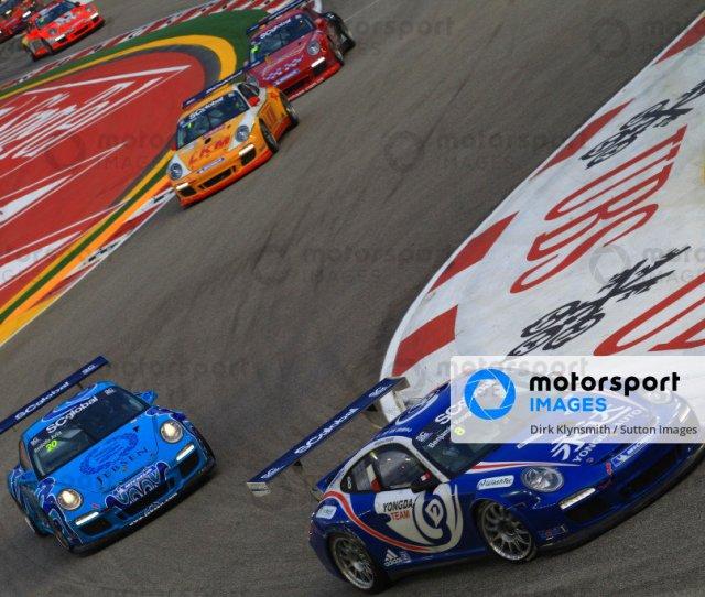 Porsche Carerra Cup Asia
