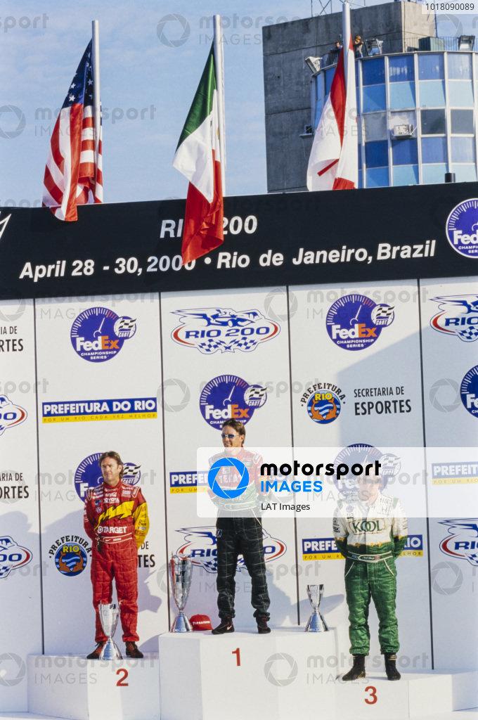 1st 2nd 3rd Podium : podium, Adrián, Fernández,, Position,, Jimmy, Vasser,, Tracy,, Podium., Janeiro, Motorsport, Images
