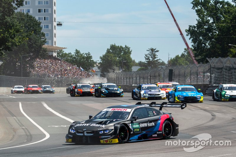 Race start, Bruno Spengler, BMW Team RMG, BMW M4 DTM