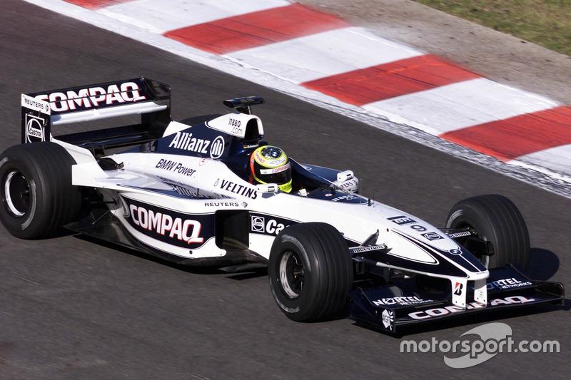 Fotostrecke Alle Formel1Autos von Williams seit 1997