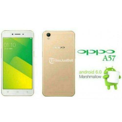 Handphone Android Oppo A57 4G LTE Black/Gold New Harga Murah di Jakarta - TribunJualBeli.com