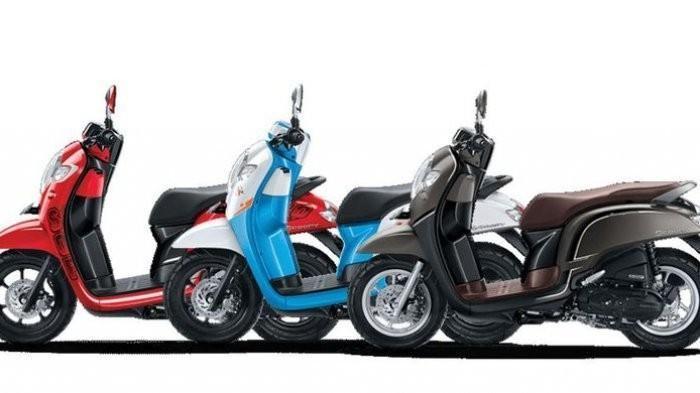 Rp 19.500.0002021honda new scoopy fi, th 2021, like new. Cek Harga Honda Scoopy Bekas Tahun 2018 Awal Bulan Januari 2021, Kurang dari 20 Juta - Blog ...