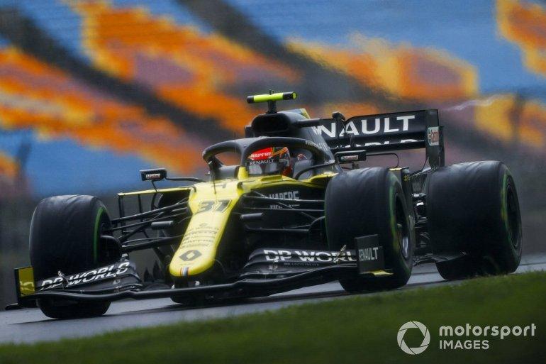 P7 Esteban Ocon, Renault F1 Team R.S.20