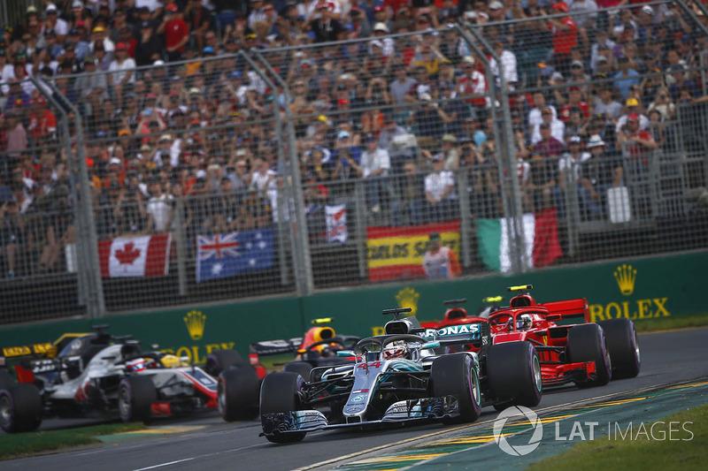 GP Australia ganti jadwal untuk musim 2019  Berita F1