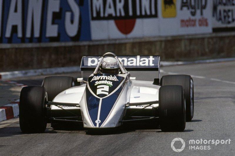 Riccardo Patrese, Brabham BT49D