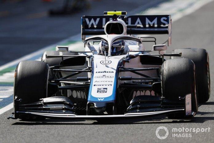 P19 Nicholas Latifi, Williams FW43